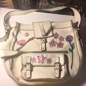 CHLOE FLOWER POWER SATCHEL